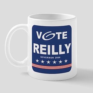 Vote Tom Reilly Mug