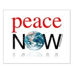 Peace Now Small Poster