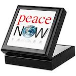 Peace Now Keepsake Box