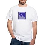 Climbing Icon White T-Shirt