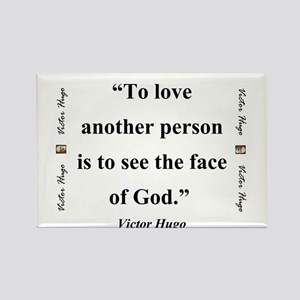 To Love Another Person - Hugo Magnets