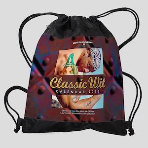 jtlcal2012front Drawstring Bag