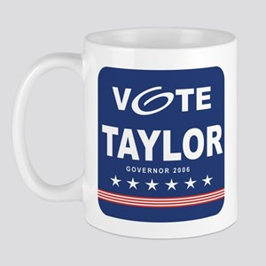 Vote Mark Taylor Mug