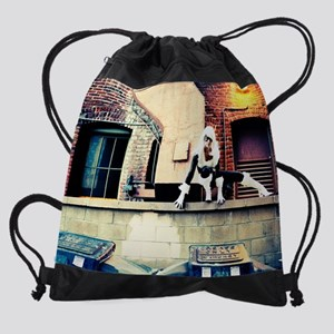 00010Oct Drawstring Bag