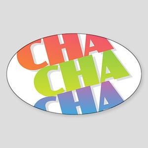 Cha Cha Cha Sticker