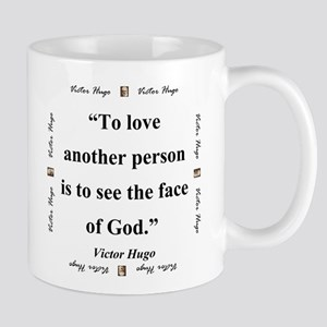 To Love Another Person - Hugo 11 oz Ceramic Mug