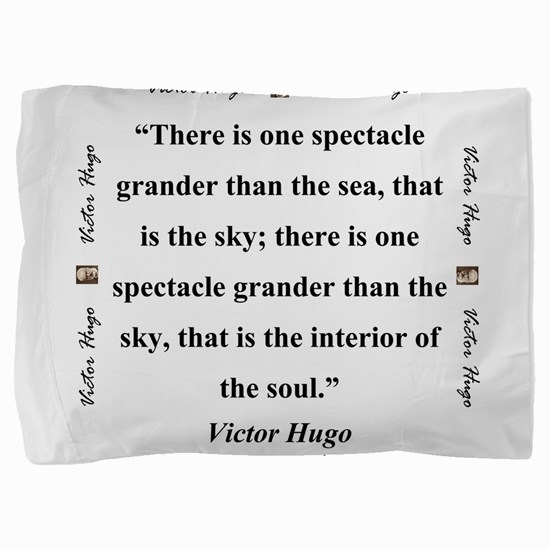 There Is One Spectacle Grander Than The Sea - Hug