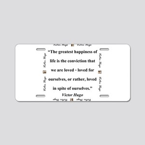 The Greatest Happiness of Life - Hugo Aluminum Lic