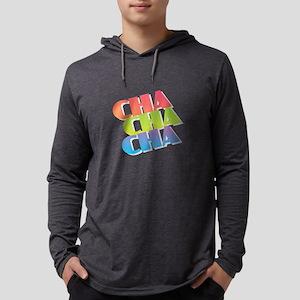 Cha Cha Cha Mens Hooded Shirt