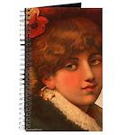 Victorian London Fashion Girl Journal