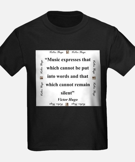 Music Expresses That Which Cannot - Hugo T