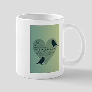 Bird Friends Mug