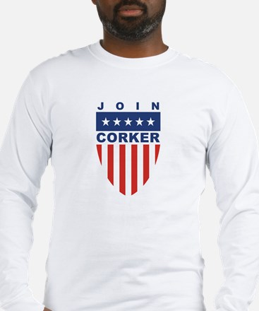 Join Bob Corker Long Sleeve T-Shirt