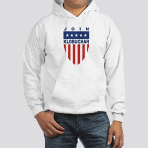 Join Amy Klobuchar Hooded Sweatshirt