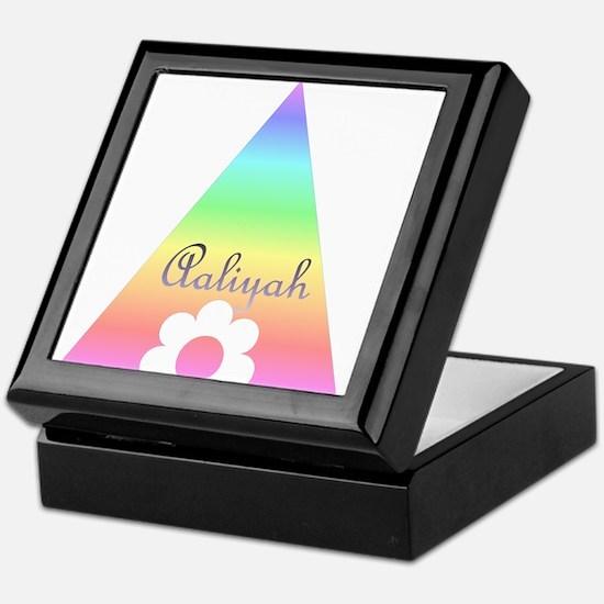 Aaliyah Keepsake Box