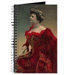 Gypsy Lady in Red Journal
