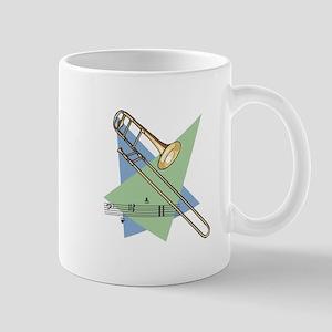 Trombone Design Mug