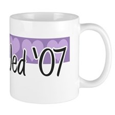 Newly Wed '07 Purple Mug