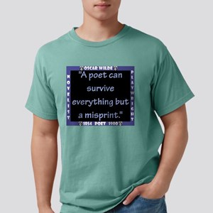 A Poet Can Survive Everything - Wilde Mens Comfort