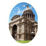 Austin Ornament (Oval)