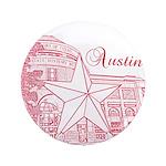 "Austin 3.5"" Button (100 pack)"