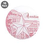 "Austin 3.5"" Button (10 pack)"