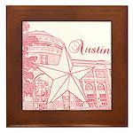 Austin Framed Tile