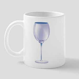 WINE GLASS Mug