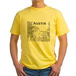 Austin Yellow T-Shirt