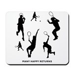 Many Happy Returns Mouse Pad