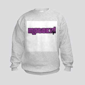 Girl MotoKid Kids Sweatshirt