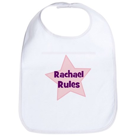 Rachael Rules Bib