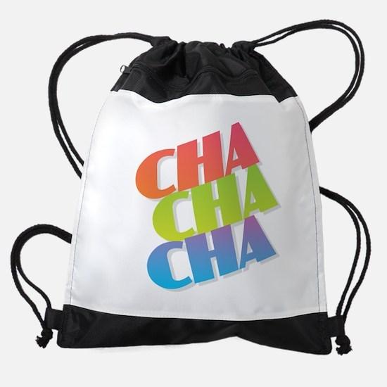 Cha Cha Cha Drawstring Bag
