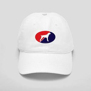 US Flag Mountain Cur Cap