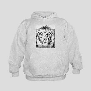 Tiger icon Kids Hoodie