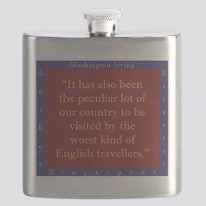 It Has Also Been The Peculiar Lot - W Irving Flask