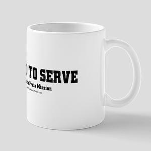 Cape Verde Praia LDS Mission Called to Serve Mug