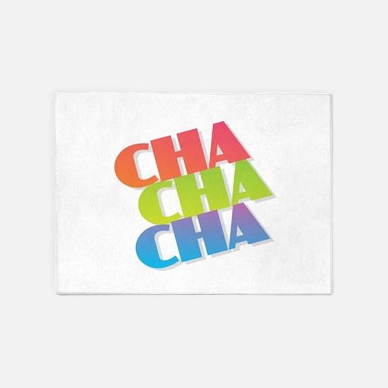 Cha Cha Cha 5'x7'Area Rug