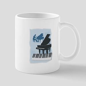 Pianist Design Mug