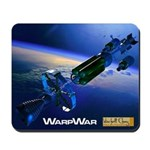 Warp War Mousepad