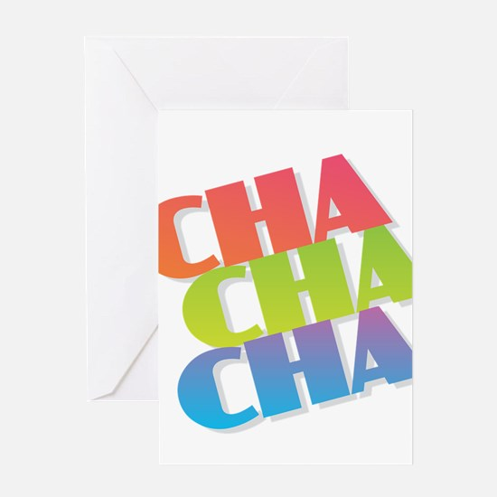 Cha Cha Cha Greeting Cards