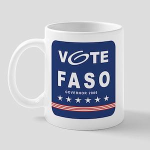 Vote John Faso Mug