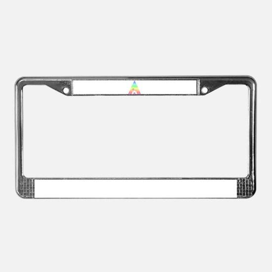 Alana License Plate Frame