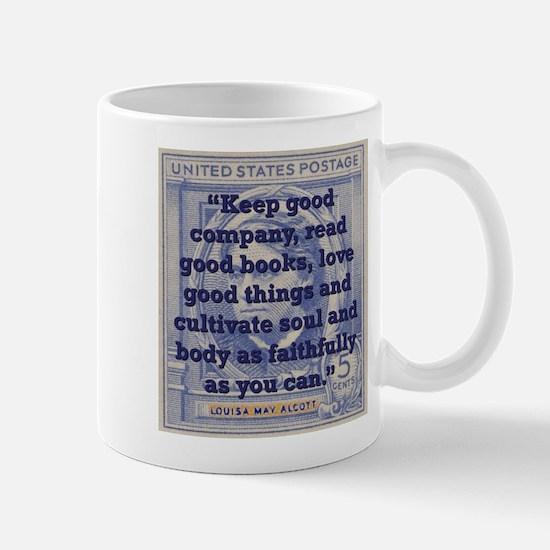 Keep Good Company - Alcott Mug