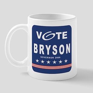 Vote Jim Bryson Mug