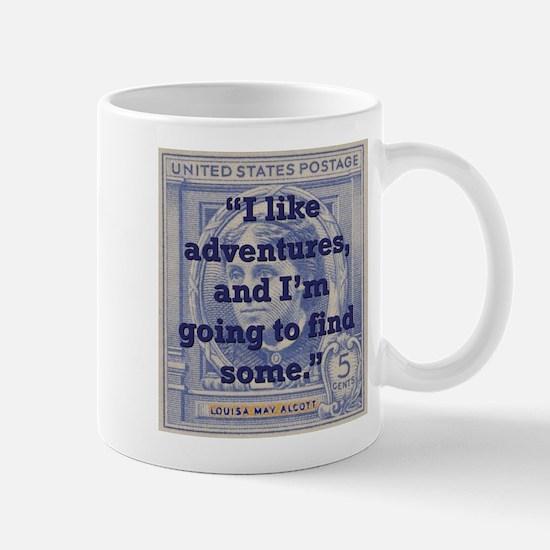 I Like Adventures - Alcott Mug