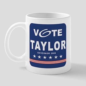 Vote Harold Taylor Mug