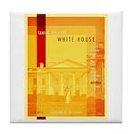 Taking Back The White House Tile Coaster