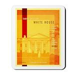 Taking Back The White House Mousepad