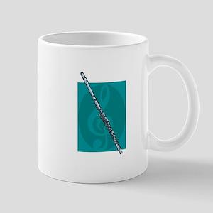 Flute Design Mug